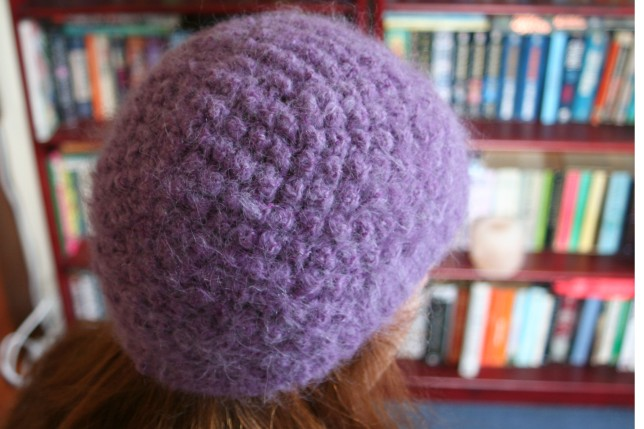 Hermione-style bobbly Hat